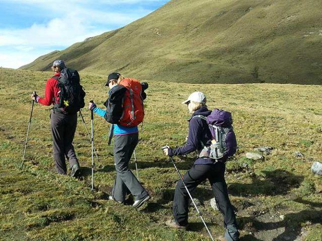 Huayhuash Trekking : 10 Days