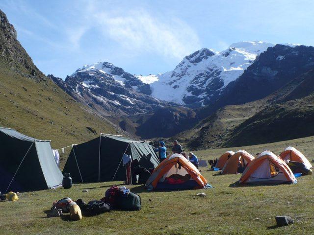 Huayhuash trekking + Diablo Mudo climbing – 11 Days / 10 Nights