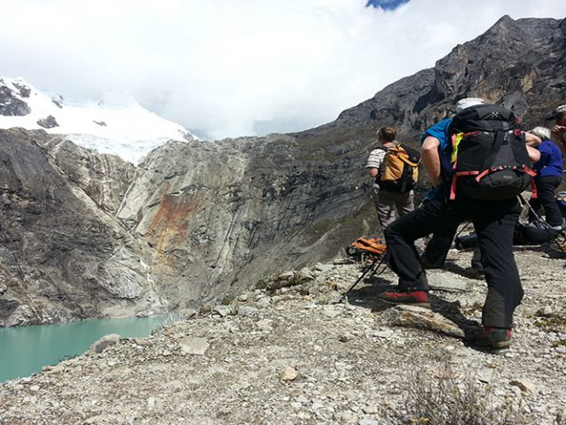 Cedros trekking + Climbing Alpamayo : 9 Days