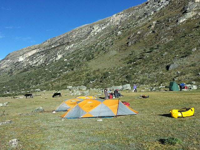Quilcayhuanca to Cojup – 3 Days / 2 Nights