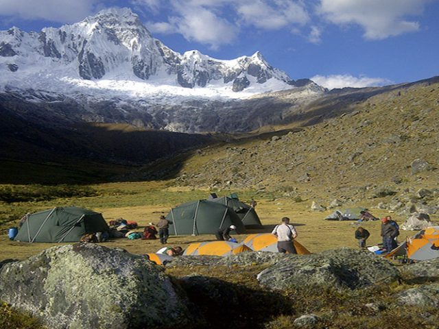 Santa Cruz to Ulta Trekking – 6 Days / 5 Nights