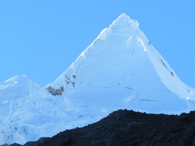 Climbing Pisco, Alpamayo & Huascaran – 19 Days / 18 Nights