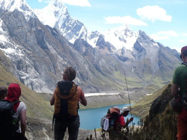 Huayhuash Trekking + Pisco Climbing – 15 Days / 14 Nights