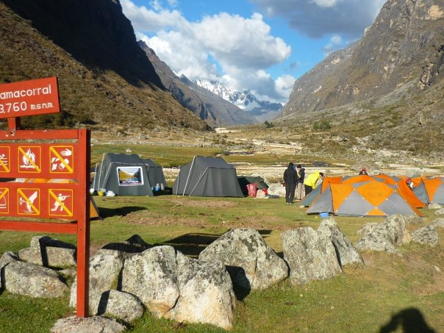 Santa Cruz trek+Climb Ishinca & Tocllaraju – 10 Days / 9 Nights