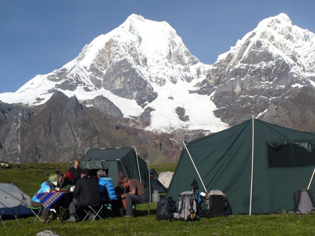 Huayhuash Trekking – 12 Days / 11 Nights