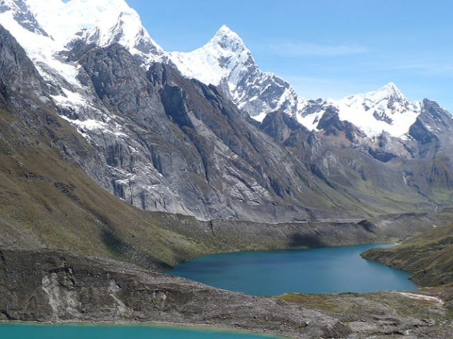 Huayhuash mini Trek – 4 Days / 3 Nights